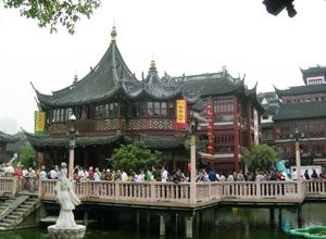 Chenghuangmiao Bazzar