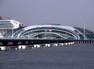 Wusongkou Internaitonal Cruise Terminal